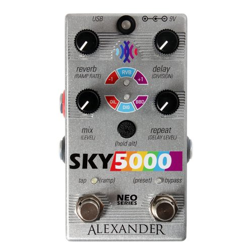 Alexander Sky 5000 Effects Pedal