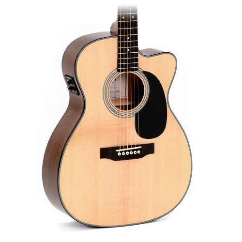 AMI 000MC-1STE Acoustic Electric Guitar