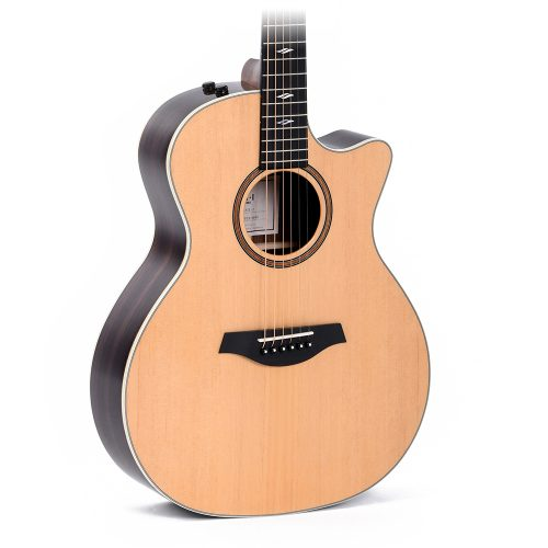 AMI GTCE-2 Acoustic Electric Guitar