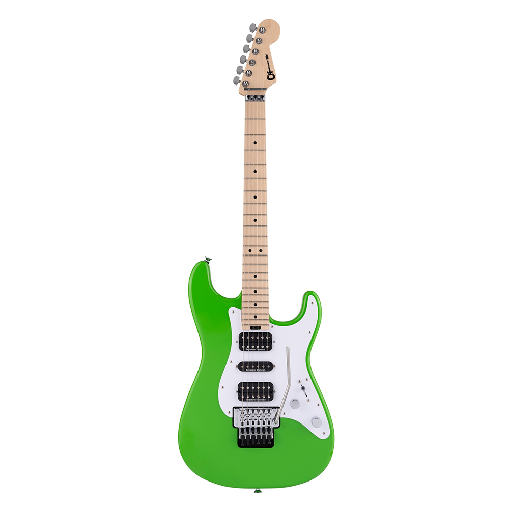 Charvel Pro-Mod So-Cal Style 1 HSH FR M Slime Green