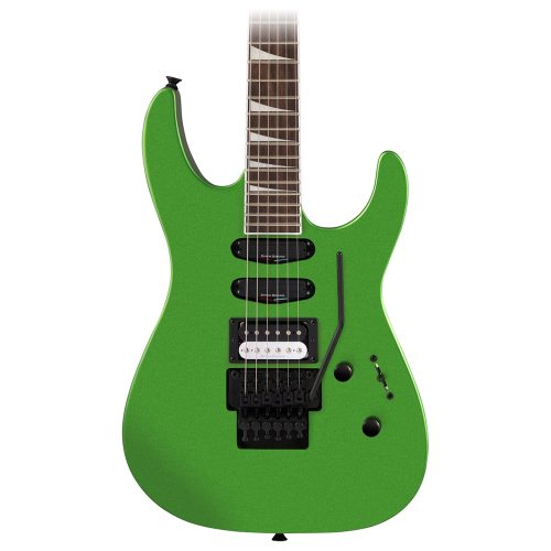 Jackson Soloist SL3X DX Absynthe Frost Electric Guitar