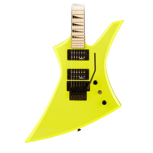Jackson Kelly KEXM Neon Yellow
