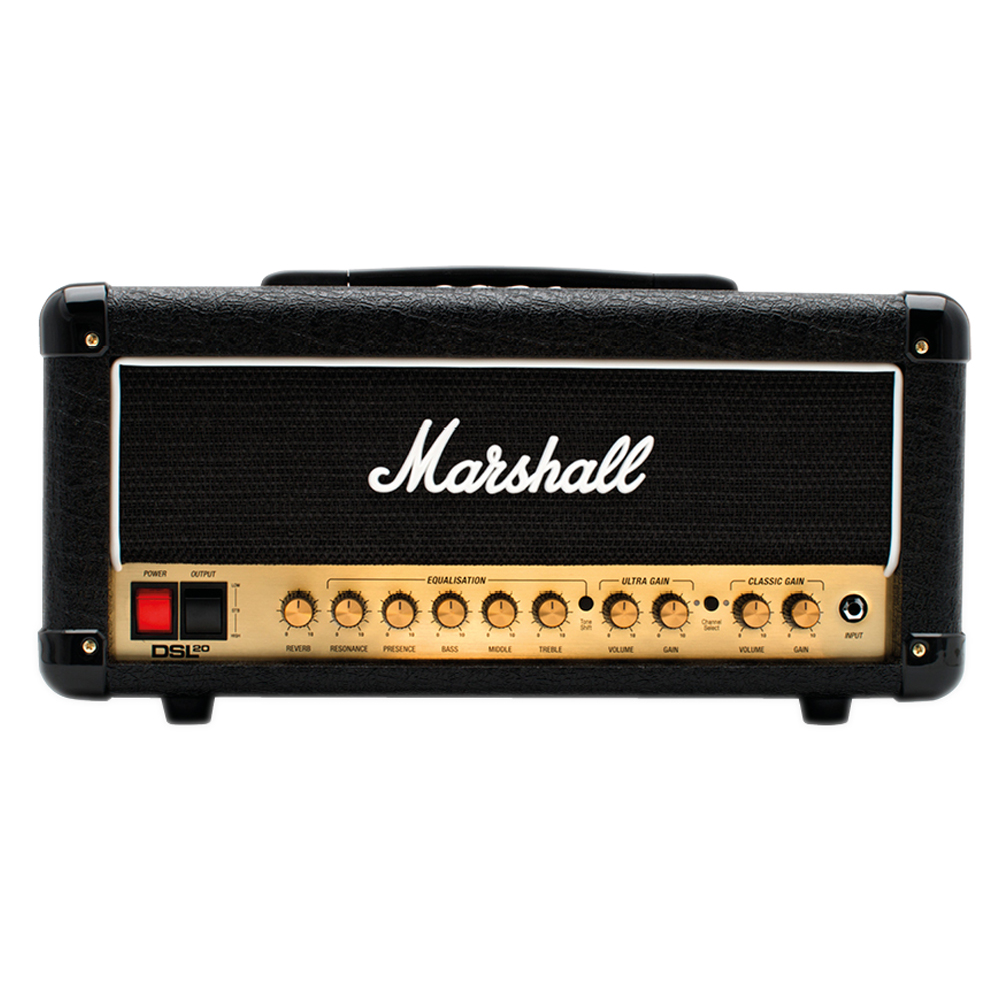 Marshall DSL20HR 20 Watt Guitar Head