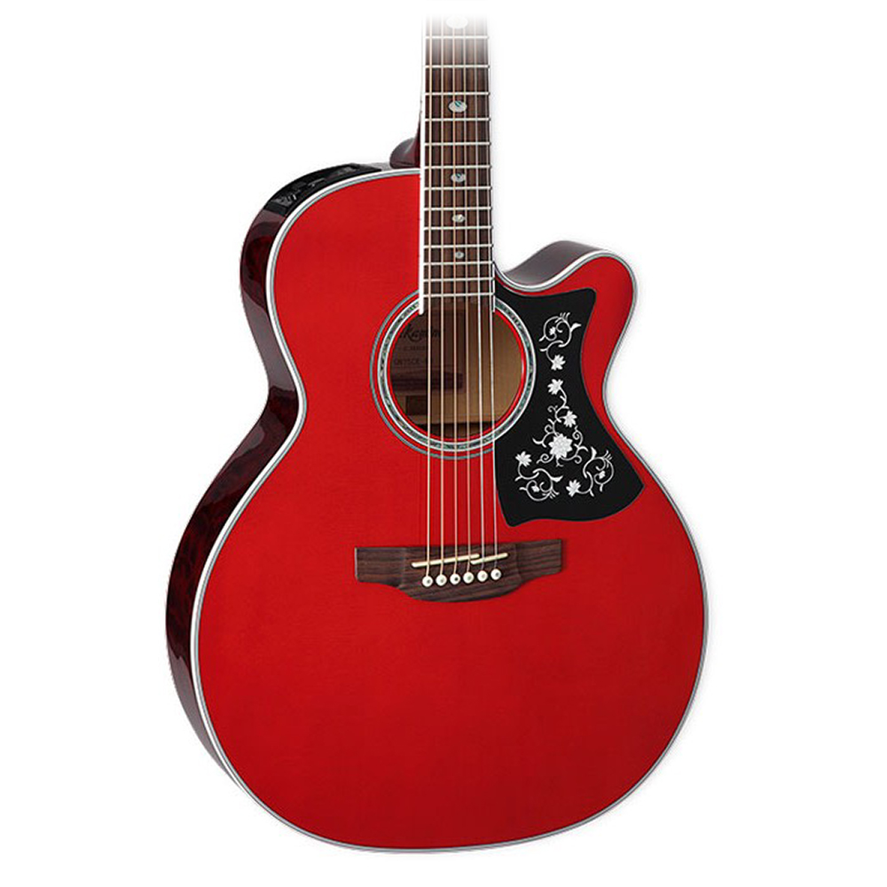 Takamine GN75CE Wine Red Acoustic Electric Guitar