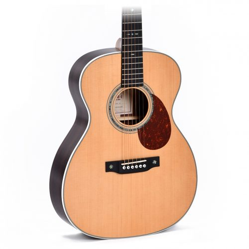 AMI OMT-1E Acoustic Electric Guitar