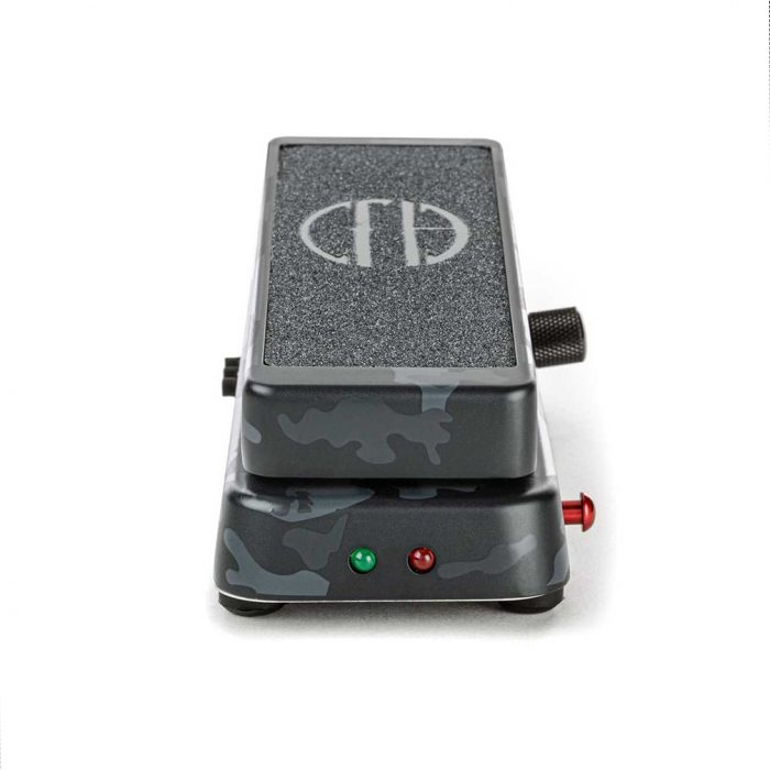Dunlop DB01B Crybaby From Hell Wah Pedal