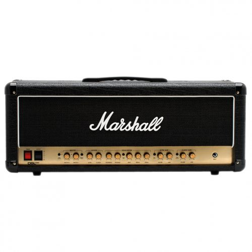 Marshall DSL100HR Dual Channel Valve 100 Watt Guitar Head