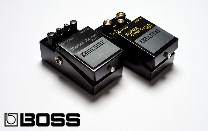 Boss SD-1 & MT-2 Anniversary Pedal Overview