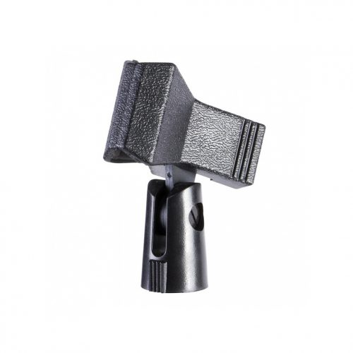 On-Stage MY200 Close-Pin Style Plastic Mic Clip