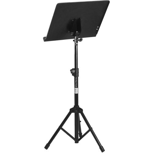On-Stage SM7211B Conductor Stand with Tripod Folding Base