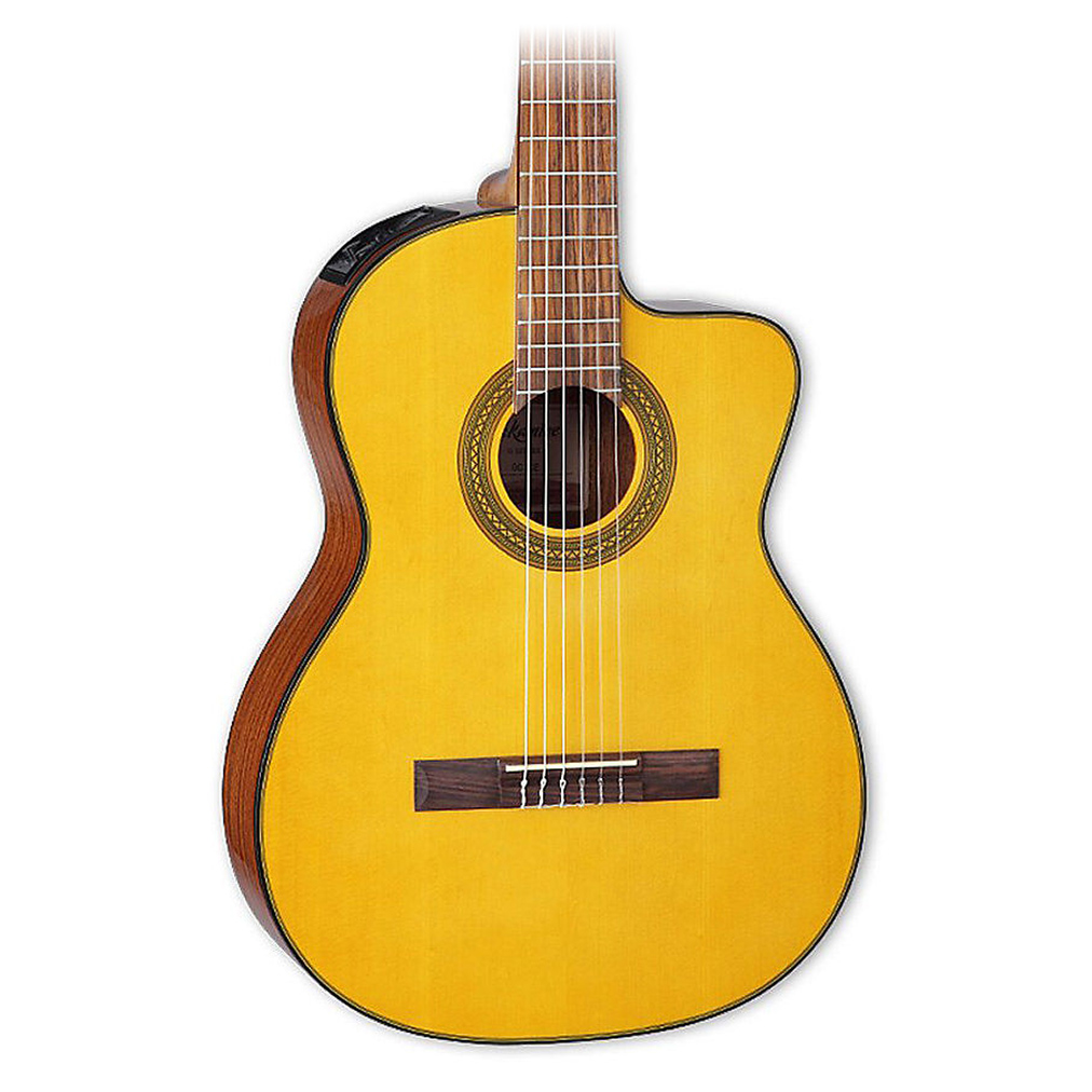 Takamine GC1CE Natural Acoustic Electric Guitar